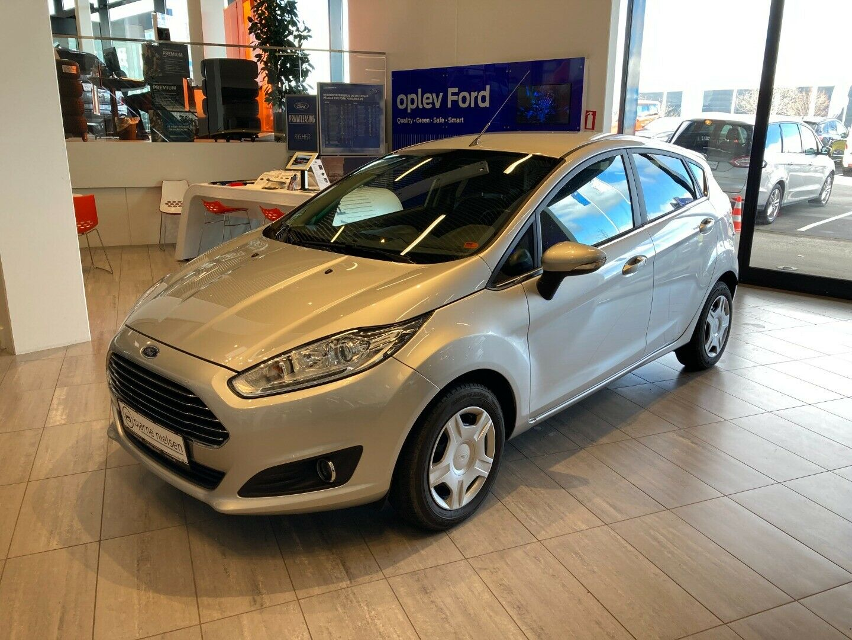 Ford Fiesta Billede 4