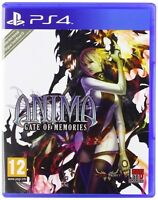 Anima: Gate Of Memories [playstation 4 Ps4, Region Free, Action Rpg]