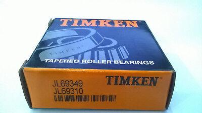 Timken JL69349 Tapered Roller Bearing Cone JL 69349