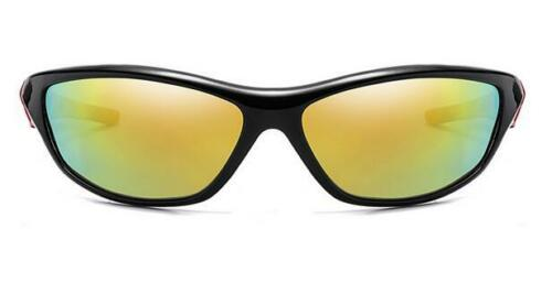 Men's Sports Polarized Sunglasses Ourdoor Riding Driving Fishing Glasses New