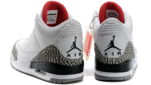 White Rare Fire Red 3 105 Nuevo 9 Ds Air Kith 136064 Jordan Nike Iii Sz vSxqdaw
