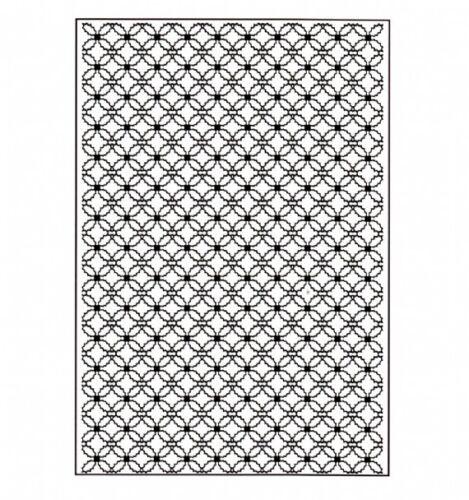 escarchado Creative Expressions-Sue Wilson las carpetas de grabado-nórdicos Holly tartán
