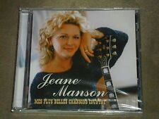Jeane Manson Mes Plus Belles Chansons Country sealed
