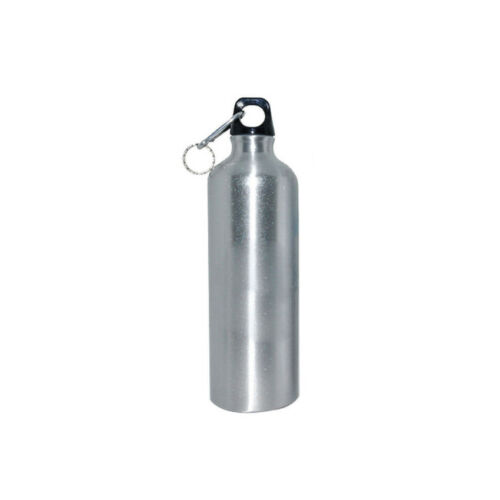 60pcs Blank Aluminum Sports Bottle Water Cycling Bottle for Sublimation Printing