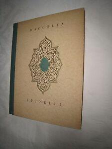 RACCOLTA-SPINELLI-GALLERIA-PESARO-1928-PAGINE-152