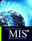 Essentials of MIS by Kenneth C. Laudon, Jane P. Laudon (Paperback, 2016)