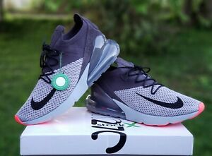 meet baaff fb197 Details about NIKE AIR MAX 270 FLYKNIT ATMOSPHERE GREY THUNDER GREY  AO1023-004 STOCKX VERIFIED