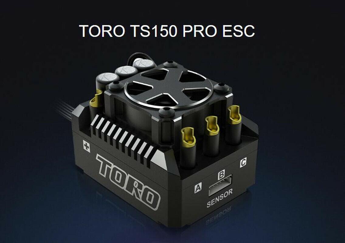 CieloRC TS150 Pro Aluminum SK-300076 2-6s Lipo For  1 8 auto  saldi
