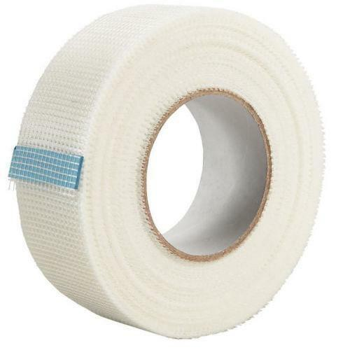 Heavy Duty Strong Self Adhesive Drywall Fibre Glass and Plasterboard Joint Tape