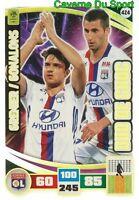 424 Grenier Gonalons Olympique Lyonnais Duo De Choc Card Adrenalyn 2017 Panini