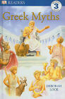 Greek Myths by Deborah Lock (Hardback, 2008)