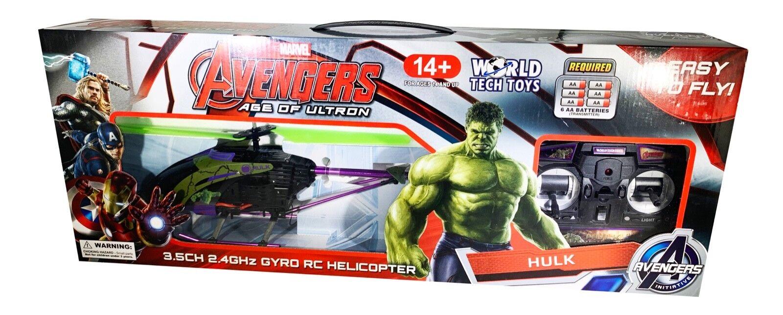 Welt - spielzeug marvel avengers alter ultron hulk rc helikopter