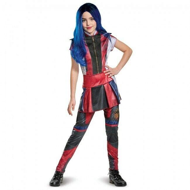 Buy Disney Evie Descendants 3 Classic Girls Size Xl 14 16 Licensed Costume Disguise Online Ebay
