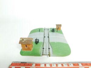 BH296-0-5-Faller-H0-B-171-Bastler-Bahnuebergang-mechanisch-gebaut