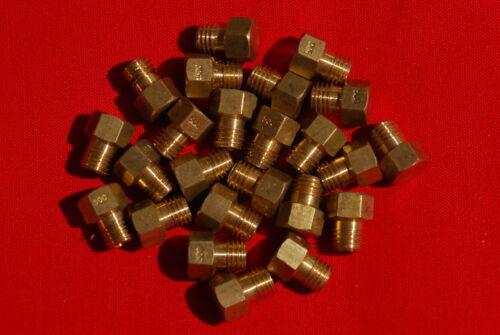 10 Stück Düsen Vergaser 500 CP Starklicht Anchor EGRET Petroleumlaterne Düse