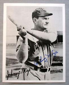 Original-MLB-HOF-Johnny-Mize-New-York-Giants-Signed-Baseball-Photo