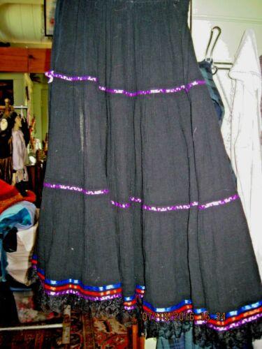 Anna Konya Gauze Skirt / Slip OS