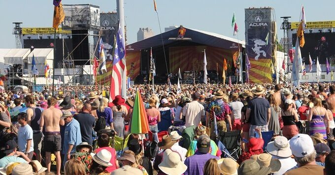 New Orleans Jazz and Heritage Festival Weekend 1 Any Single Day Pass Tickets (April 27-29)