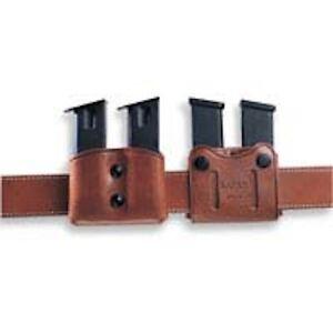 Galco-DMC-Double-Magazines-Carrier-Tan-9mm-40-Single-Column-DMC18