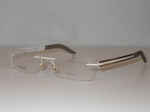 Montatura Per Occhiali Nuova New Eyeframe Gucci Outlet -60% Unisex QSny9X