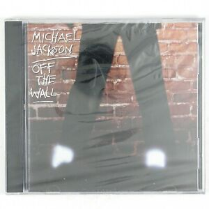 MICHAEL-JACKSON-Off-The-Wall-CD-1990-R-amp-B-FUNK-SOUL-SEALED-UNPLAYED