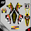 Grafiche-personalizzate-SUZUKI-DRZ-250-Motard-enduro-RiMotoShop-Ultra-grip miniatura 5