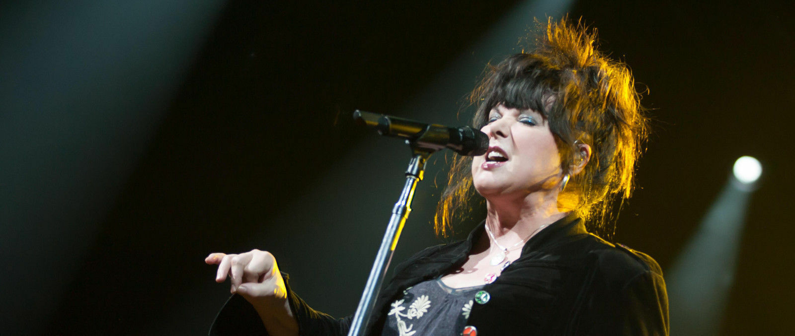 Ann Wilson Tickets (21+ Event)