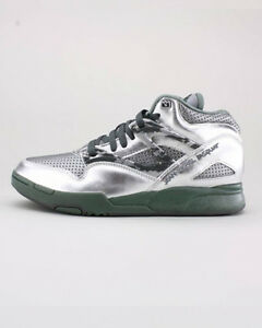 Image is loading Reebok-Pump-Omni-Lite-Silver-Basquiat-DeadStock-mens- 817bd4c91