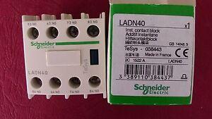 ADDITIF-INSTANTANE-CONTACTEUR-LADN40-SCHNEIDER-CONTACT-BLOCK