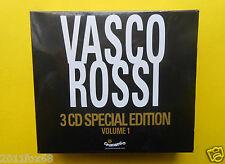 rare box set vasco rossi special edition volume 1 fuori catalogo cofanetto 3 cd