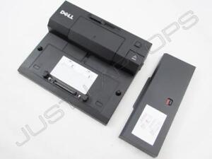 Dell-Latitude-E7470-Simple-Dock-Station-Port-Replicateur-USB-3-0-W-Entretoise