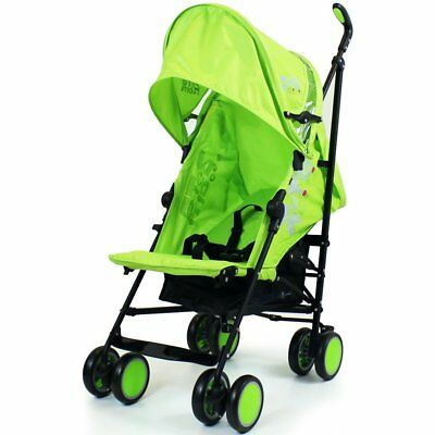 Sale Zeta Citi Stroller Lime Lemon Complete With