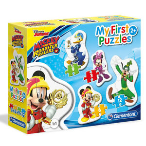 New-Clementoni-Disney-Mickey-amp-The-Roadster-Racers-My-First-Puzzles-30-Piece