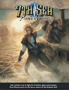 Pirate Nations (7th Sea 2nd Edition)