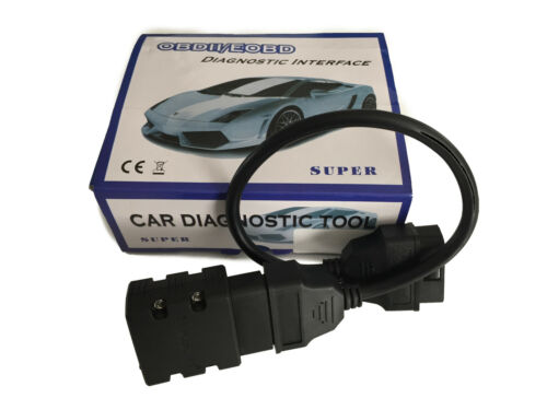Für Audi Chiptuning OBD2 Powerbox Chip tuning Tuningbox Benzin # 52c9