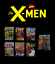 Marvel-Classic-The-X-MEN-Issue-No-96-243-05-13-04-18-Comics-Set-with-Cards thumbnail 1