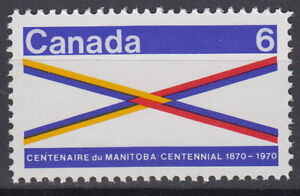 CANADA-505-6-Manitoba-Centennial-Mint-Never-Hinged