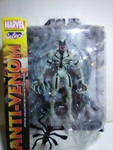 Figurine d'action anti-venin Marvel Select