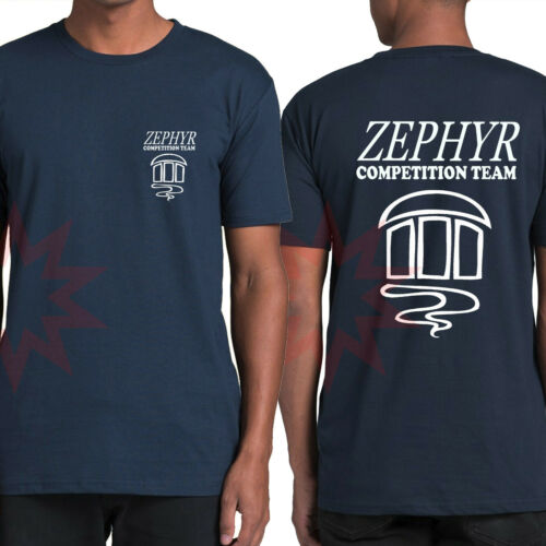 Dogtown Mens Zephyr Competition Team Rare Retro Skate Skating Shirt Surfing