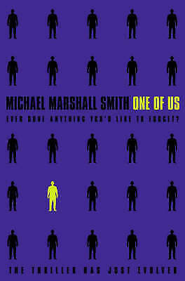 1 of 1 - One of Us, Smith, Michael Marshall, New Book