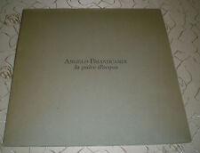 "ANGELO BRANDUARDI (LP) ""LA PULCE D´ACQUA"" [GER / MUSIZA]"