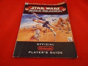 Star Wars Rogue Squadron Book