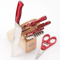 Sharp Select Chef Series Deluxe Knife Set Ebay