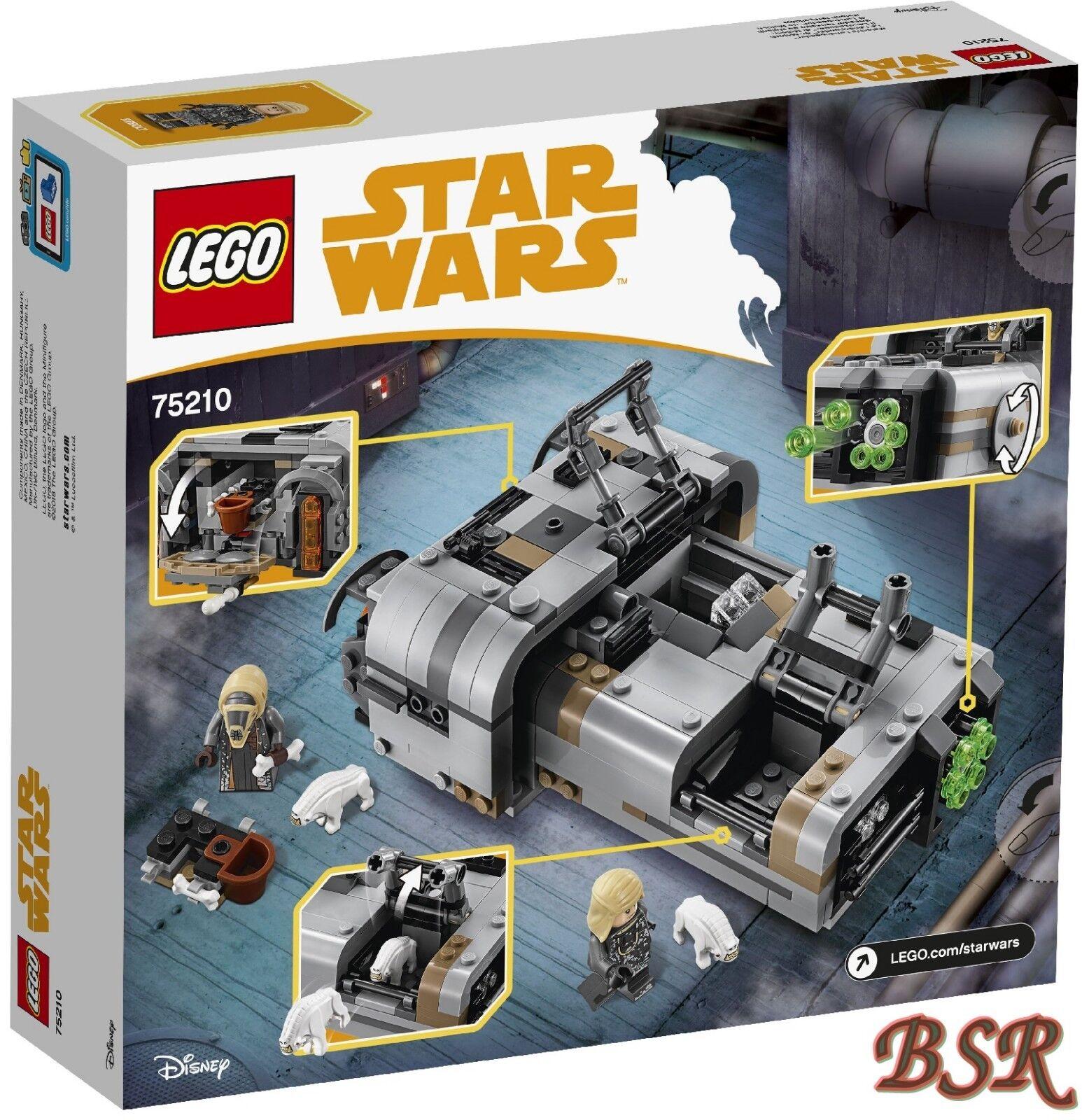 LEGO® Star Wars™  75210 Moloch's Moloch's Moloch's Landspeeder™ & 0.- Versand & NEU & OVP 6b57e5