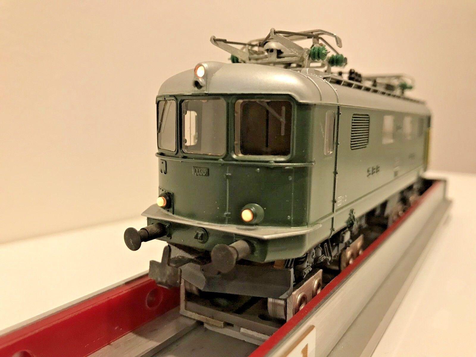 HAG Nr. 221 - Locomotive Électrique Re 4 4 I SBB   CFF en H, état neuf