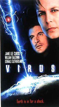 Virus VHS, 1999  - $4.99