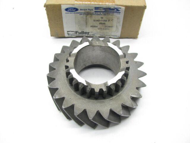 239353 Eaton Fuller Transmission Mainshaft Gear Fs5005 A/b 23t E1HZ7158F