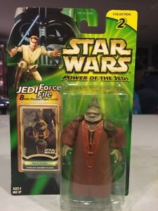 Details About Boss Nass Gungan Sacred Tpm Star Wars Potj Power Of The Jedi New Sealed 02341