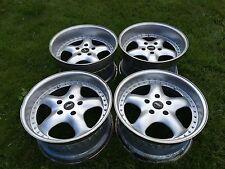 Artec RH BMW 17 x 9J & 10J split rim wheels E30 M3 E31 E36 E46 Z3 M Coupe bbs oz