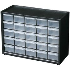 Flambeau Na Parts Storage Drawer Hardware And Craft Cabinet - Parts cabinets